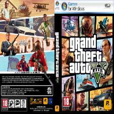 Grand Theft Auto 5 PC DVD