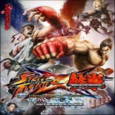 Street Fighter X Tekken PC DVD