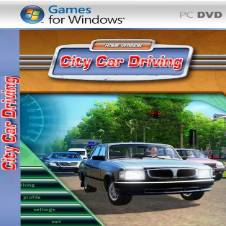 City Car Driving PC DVD