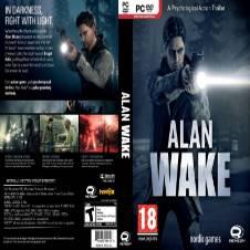 Alan Wake PC DVD