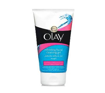 Olay Refreshing Facial Cleansing face wash Gel 150ml UK