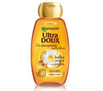 Garnier Ult B Argan Oil Shiny Hair Shampoo 360ml - UK