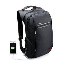 Travel Backpack with USB Charging Port Model B