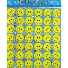 Baby Market Sticker - Multi Color