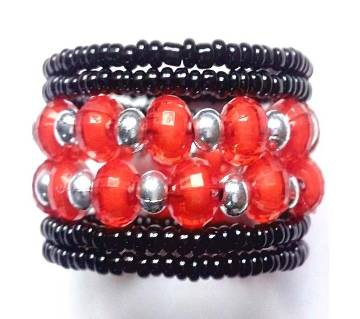 Dual Beads Red