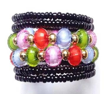 New Multicolor Dual Beads Churi