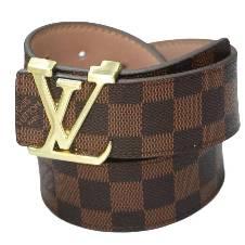 Louise Vuitton জেন্টস লেদার বেল্ট (Copy)