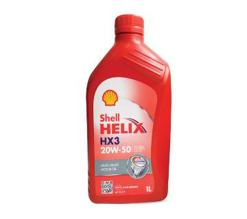 Shell Helix HX3 20W-50 1L