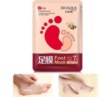 BIOAQUA Honey Foot Mask - China