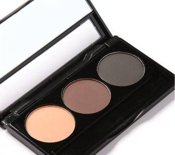 Focallure Eyebrow Powder Palette 3-China