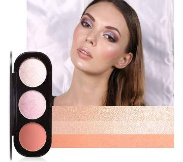 Focallure Blusher & Highlighter Palette 1-China