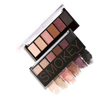 Focallure 6 Colors Eyeshadow Palette 4-China