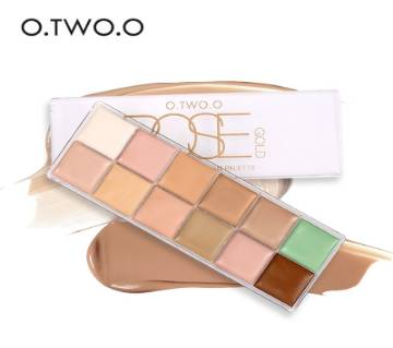 O.TWO.O 12 Colors Concealer Palette - China