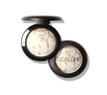 Focallure Baked Eyeshadow - 3 - China