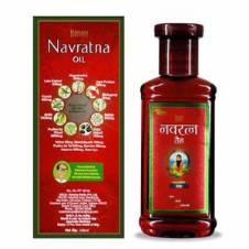 Navratna Ayurvedic অয়েল 200 ml India