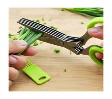 5 Blade Kitchen Scissors - 582