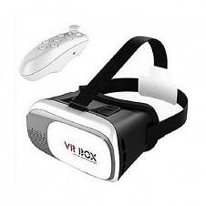 VR BOX ভার্চুইয়াল রিয়েলিটি 3D গ্লাস উইথ রিমোট