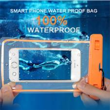 Water proof mobile pouch bag