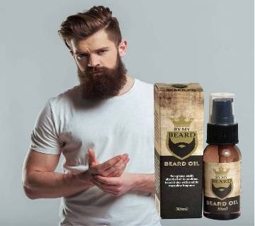 BY MY BEARD Beard Oil 30ml - UK
