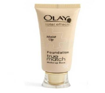 Olay Total Effects Moist Up True Match Foundation, 40 ml, China