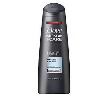 Dove Men + Care Fortifying Shampoo Oxygen Charge, 355 ml, U.S.A