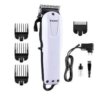 Kemei KM 2601 Professional Hair Clipper ইলেকট্রিক হেয়ার ট্রিমার Powerful Hair Shaving Machine Hair Cutting Beard Shaver Low Noise