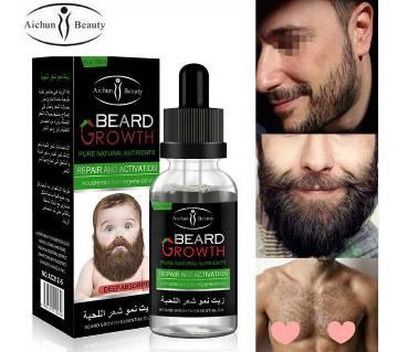 Aichun Beauty Beard Growth Essential Oil 30ml - Thailand