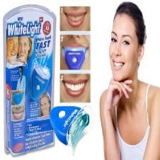 White Light - Whitens Teeth in 10 Minutes
