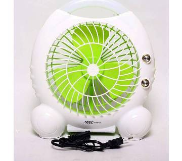 Multifunction Rechargeable Fan With Led Light YJ 5875F