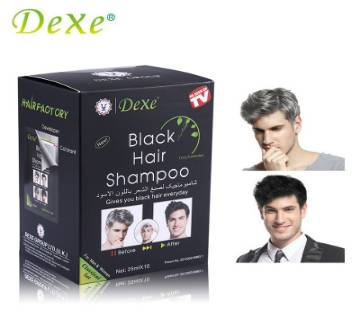Black Hair Shampoo হেয়ার কালার - China
