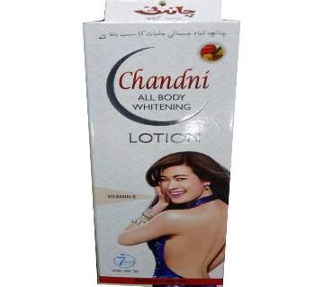 Chandni অল বডি হোয়াইটেনিং লোশন, 200 ml, Pakistan