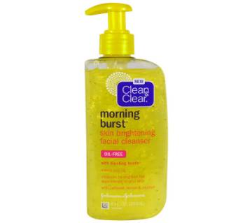 Clean and Clear Skin Brightening Facial Cleanser  240ml  USA
