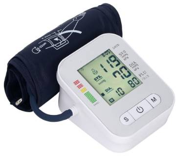 ELECTRONIC BLOOD PRESSURE MONITOR (SPHYGMOMANOMETER) China