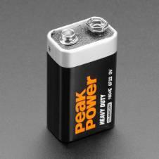 PeakPower 9V Battery