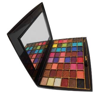 Roseleaf Eye shadow Palette - 48-Color 100 g china