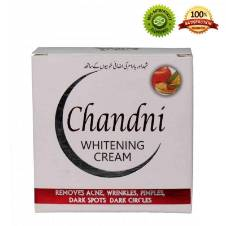 chandni হোয়াইটেনিং ক্রিম - 50gm - পাকিস্তান