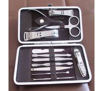 12 in 1 manicure pedicure set