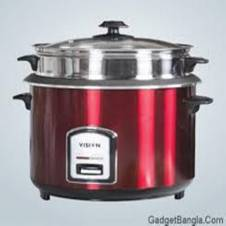 Vision Open Type Rice Cooker 1.8 L
