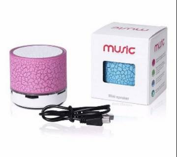 Portable Wireless Bluetooth Mini Speaker (1 Piece)