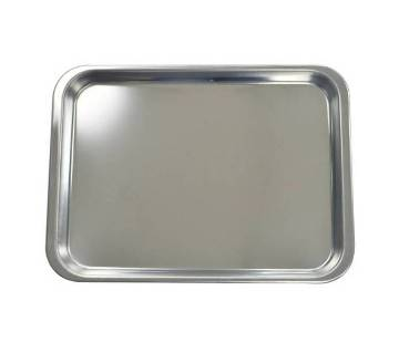 Stainless Steel Tray (14 Inch)