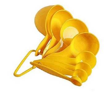 Measurement কাপ সেট - Yellow