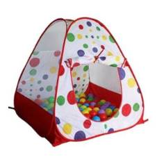 Tent House with Ball