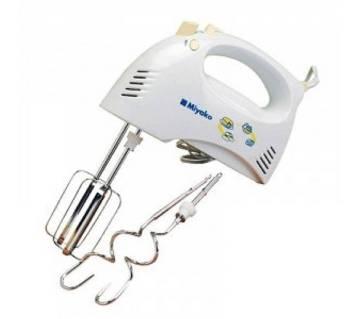 Miyako hand mixer (HM620) - White