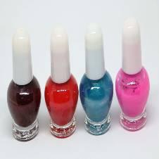 Set of 4pcs nail polish  P.R.C.