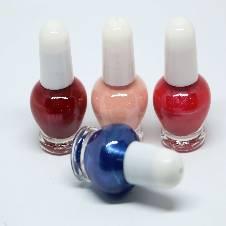Set of 4pcs nail polish - P.R.C.