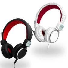 PROLiNK stereo headset PHC1001E White