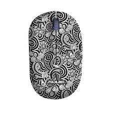 PROLiNK PMW5005 2.4GHZ Wireless Optical Mouse Henna