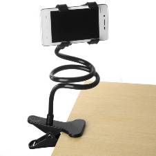 360, 90cm Universal Long Lazy Mobile Phone Holder Stand For Bed Desk Table Car High Qualiety Mobile Holder
