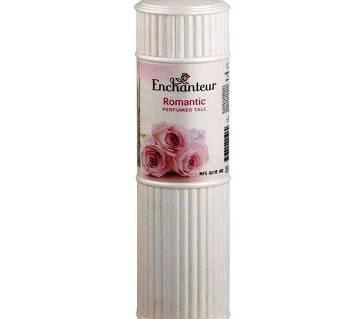 Enchanteur Perfumed Talc রোমান্টিক পাওডার  - Malaysia-250gm
