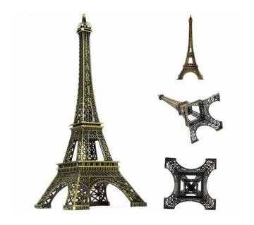 Eiffel Tower Model Brass শোপিস - 8cm